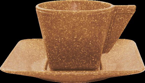 Imagem de Xícara Café com Pires 50ml Green