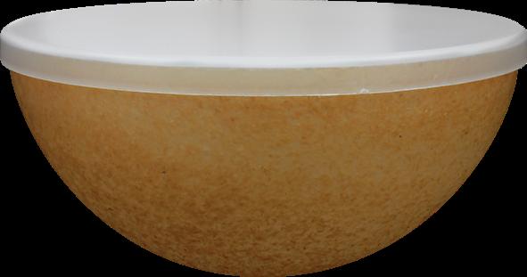 Imagem de Mini Bowl Green 240ml com tampa