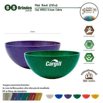 Imagem de Mini Bowl Green Colors 240ml