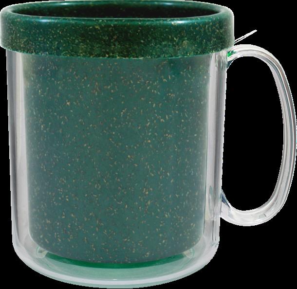 Imagem de Caneca Térmica Cristal 300ml Green Colors