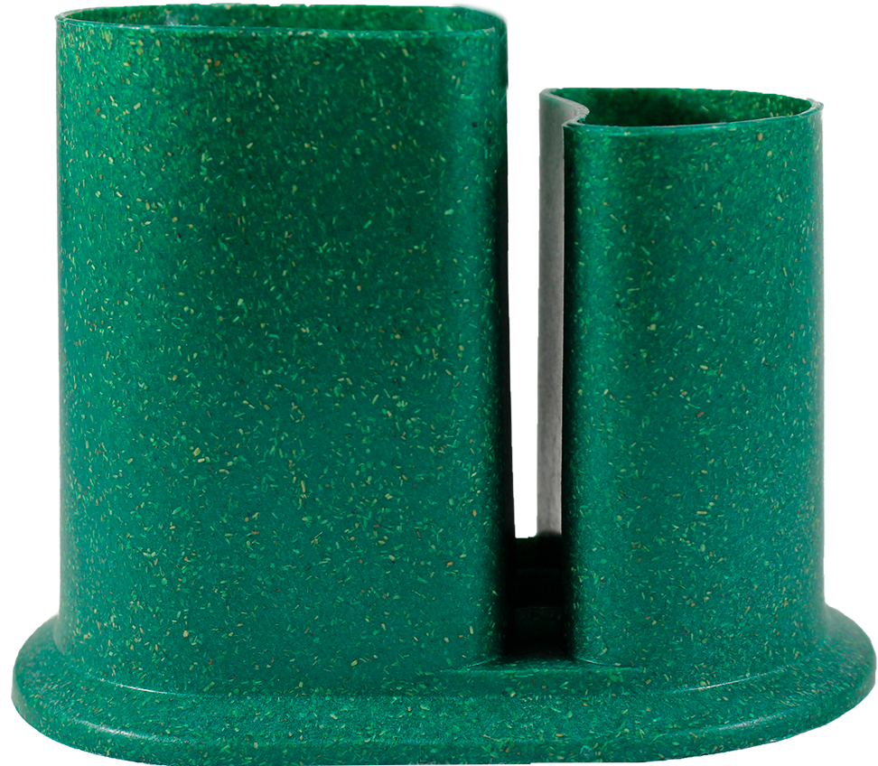 Imagem de Porta Lápis Duo Green Colors